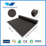 Anti assise statique de mousse d'EVA d'isolation thermique pour le plancher en stratifié de bois dur