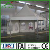Tienda hexagonal de la pagoda del abrigo de la lluvia de la decoración de los acontecimientos del partido (GSX)
