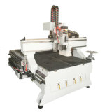 Macchina funzionante di legno del cambiamento di CNC del router di legno automatico dell'asse di rotazione