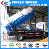 Рабат 20% с всасывающего бака Trucks Dongfeng 4ton 4000L Vacuum Sewage для Sale