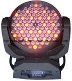 Wäsche-bewegliche Hauptstufe-Beleuchtung des LED-bewegliche Kopf-Light/LED Light/108*3W LED