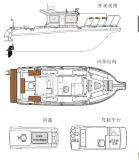 34ft Walkaround Fishing Boat