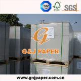 Le meilleur papier de panneau duplex enduit des prix 250GSM avec le dos de gris