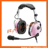 デイヴィッドクラークHeadset Noise Reduction Ratings 24dBのためのPnr Aviation Headset Substitue