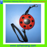 MiniAlarm van het Alarm van het lieveheersbeestje het Persoonlijke voor Jonge geitjes hw-3202 van het Meisje