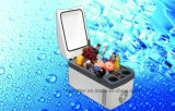 Refroidisseur ou mini réfrigérateur plus chaud 220A-1 de véhicule ou à la maison du véhicule 20L