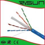 Cable de UTP CAT6 (CE, RoHS, ISO9001: 2008)