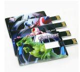 도매 큰 로고 부피 카드 유형 주문을 받아서 만들어진 USB 플래시 디스크