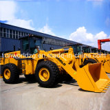 Pilot Joystick를 가진 5ton Wheel Loader