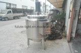 Reator de mistura químico Heated de Slectric do aço inoxidável