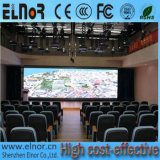 Cartelera a todo color de interior de la visualización de LED de la alta calidad P3