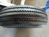 Алюминиевая вагонетка руки с колесом резины 3.50-4
