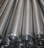 Steel di acciaio inossidabile Corrugated Flexible Metal Hose con Fittings