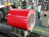 La couleur de bonne qualité enduite a galvanisé l'enroulement en acier, PPGI