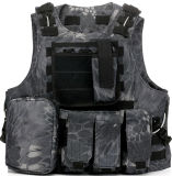 Equipo Militar Molle Combat Soft Safety Protective Army Tactical Vest