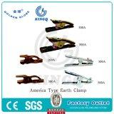 Productos eléctricos avanzados de la abrazadera de la tierra de la soldadura de Kingq