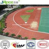 Étage sportif extérieur matériel de piste de polyuréthane d'épreuve de temps