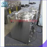 Stérilisateur vertical Électrique-Heated de vapeur de micro-ordinateur complètement automatique