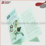 Impresión de tarjetas de asesoramiento Doblado