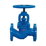 Form Iron Metal Seal Non-Rising Stem Gate Valve F4/F5 mit Cer
