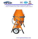Mueble caliente de la maquinaria de construcción de las ventas mezclador de cemento de 350 litros