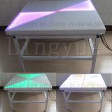 432PCSカラー変更DMX LEDのダンス・フロアの段階の照明
