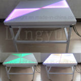 432PCS 색깔 변경 DMX LED 댄스 플로워 단계 점화