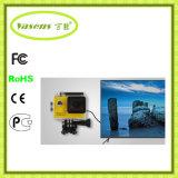 CE RoHS, câmera cheia DVR do esporte de WiFi H. 264 60fps HD 1080P mini