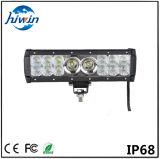 Barra chiara del Combine LED dell'indicatore luminoso di inondazione e del punto per lumen fuori strada dell'indicatore luminoso 56W dell'automobile da 10.4 pollici gli alti
