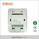 Termóstato programado de la calefacción de WiFi de la pantalla táctil del LCD (TX-928-H-W)