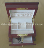 Geval van de Opslag van de Inzameling van de Juwelen van de Luxe van de douane het Houten
