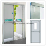 BS467 Fire Rated Steel Door avec Good Quality