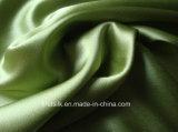 Tela de seda do cetim do estiramento