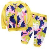 Фуфайка Hoodies костюма следа способа отдыха в одеждах детей для износа Swg-125 спорта