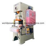 C печатает фикчированную машину на машинке давления подкладки