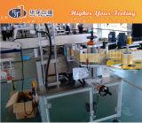 Máquina adesiva giratória de vidro deEnchimento do Labeler da colagem