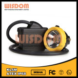 Shenzhen Wisdom Waterproof IP68 LED Coal Miner Lamp, farol Kl5m