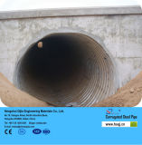 금속 Corrugated Pipes Can는 Infiltration Systems에 Projects Ranging From Storm Sewers를 위한 Used와 Culverts있다