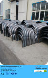 Tubulação de aço e placa onduladas para sargetas