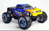 40-75km / H 4WD Escovou / Brushless 2.4GHz Controle Remoto Racing RC Car