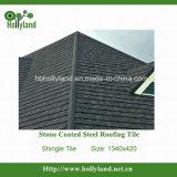 Mattonelle di tetto rivestite di pietra del metallo (mattonelle dell'assicella)