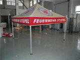 Kundenspezifisches Aluminum Folding Gazebo mit Printing
