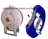 Plaque d'arrondi et échangeur de chaleur d'interpréteur de commandes interactif