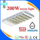 Liste de réverbère de la qualité IP67 LED, lampe extérieure