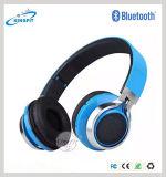 Alta calidad Bluetooth estéreo Earbuds, auriculares sin hilos plegables de Bluetooth