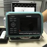 De Ce Goedgekeurde Veterinaire Apparatuur van de Ultrasone klank Palmtop Volledige Digitale Plamtop