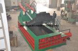 Machine horizontale lourde de presse à emballer en métal