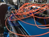エンジニアの海外サービス使用できるプラスチックプロフィールの製造設備