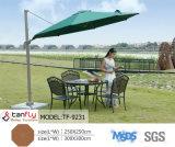Venta caliente de aluminio Patio Promoción del parasol de playa