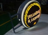 Вакуум формируя изготовление индикации рекламируя светлую коробку